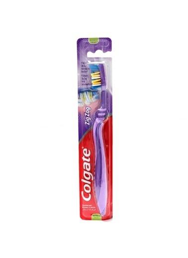 Colgate Diş Fırçası Zigzag Medium,RNKSZ Renksiz